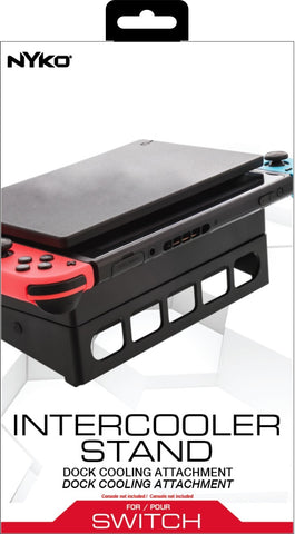 Nyko Intercooler Stand for Nintendo Switch - Nintendo Switch