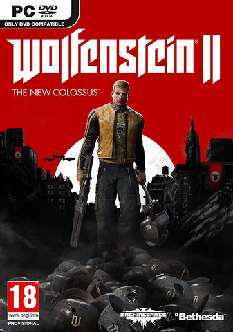 Wolfenstein II: The New Colossus - PC Games
