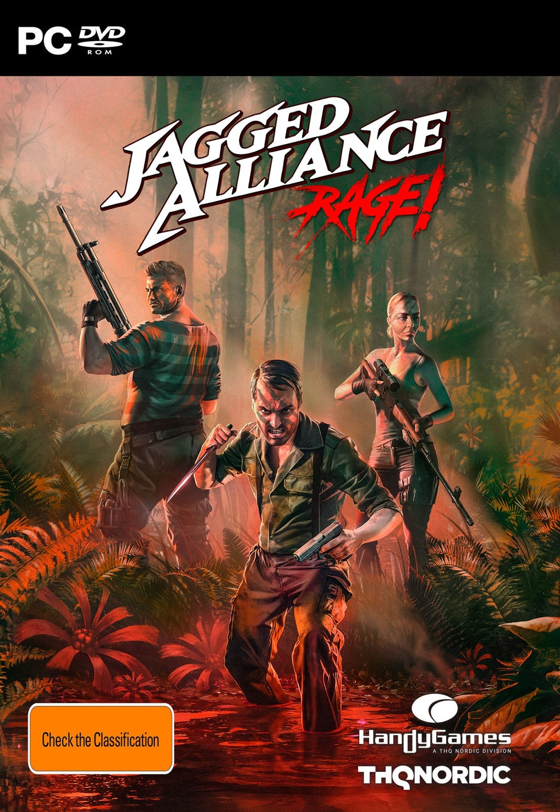 Jagged Alliance: Rage - PC Games