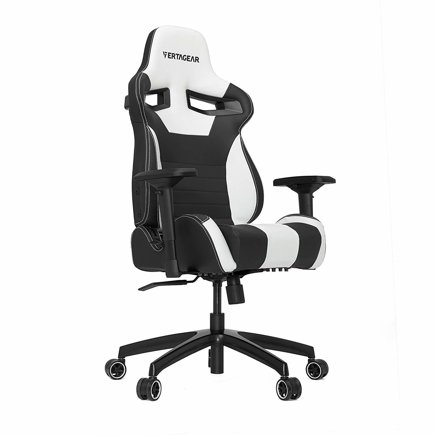 Vertagear Racing Series S-Line SL4000 Gaming Chair - Black/White