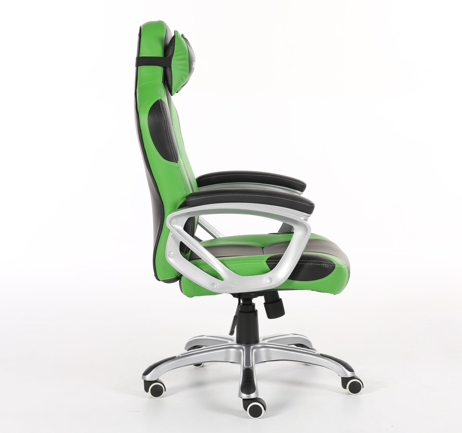 Playmax Gaming Chair Green and Black