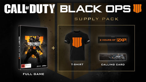 Call of Duty: Black Ops IIII Supply Pack Edition - Xbox One