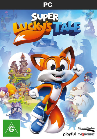 Super Lucky's Tale - PC Games