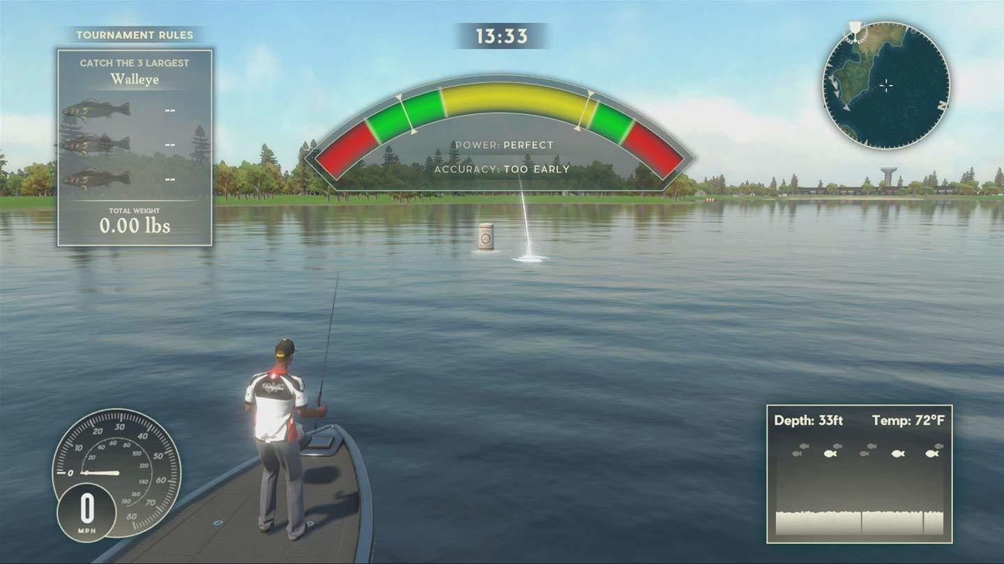 Rapala Fishing Pro Series - Nintendo Switch