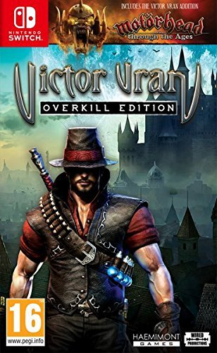 Victor Vran Overkill Edition - Nintendo Switch
