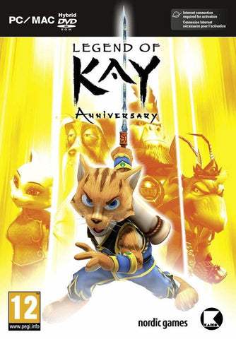 Legend of Kay Anniversary - PC Games