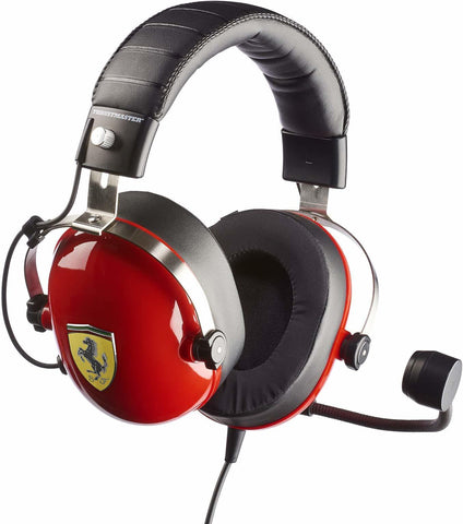 Thrustmaster T Racing Scuderia Ferrari Edition Gaming Headset (Wired)