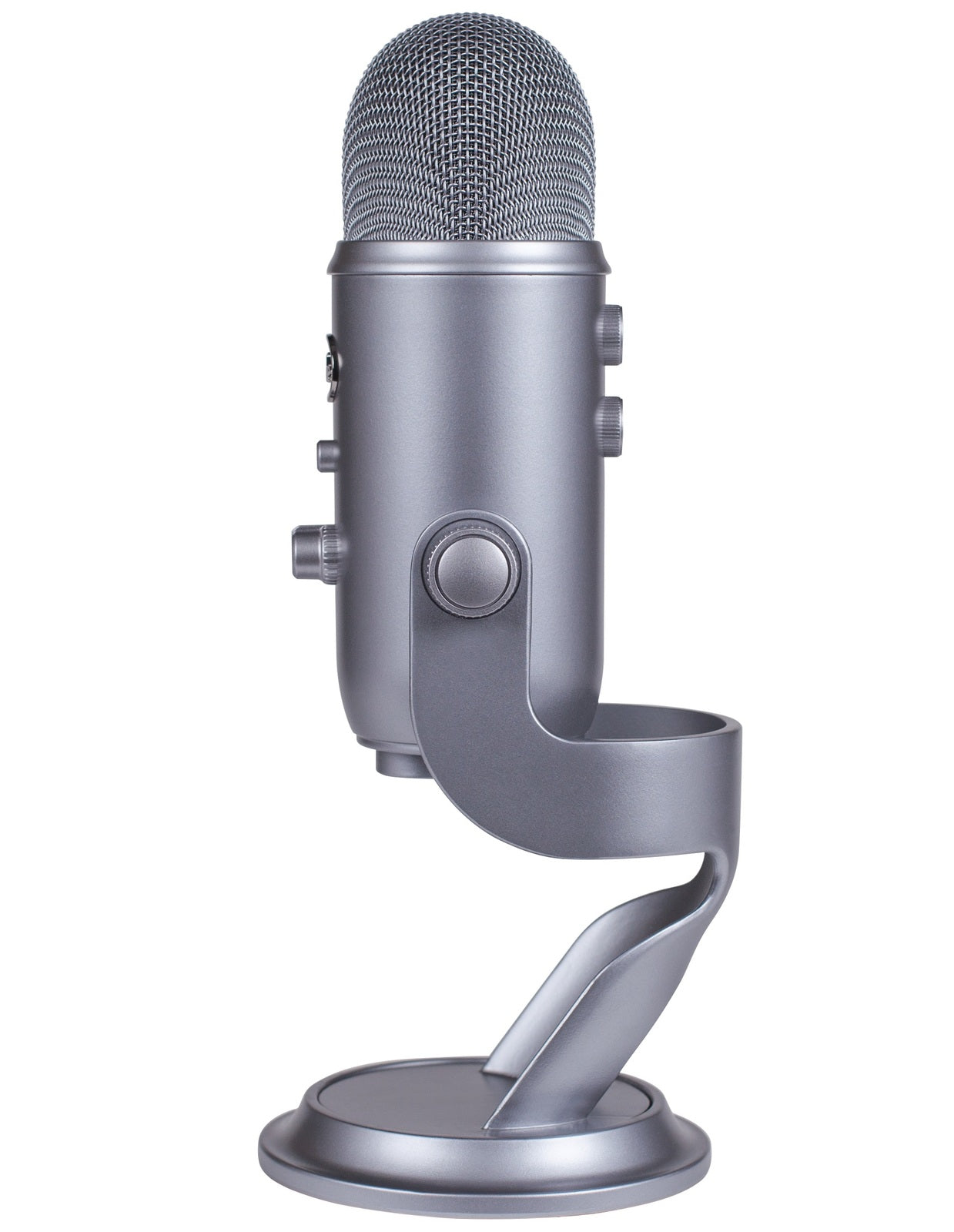 Blue Microphones Yeti Multi-Pattern USB Microphone (Space Grey)