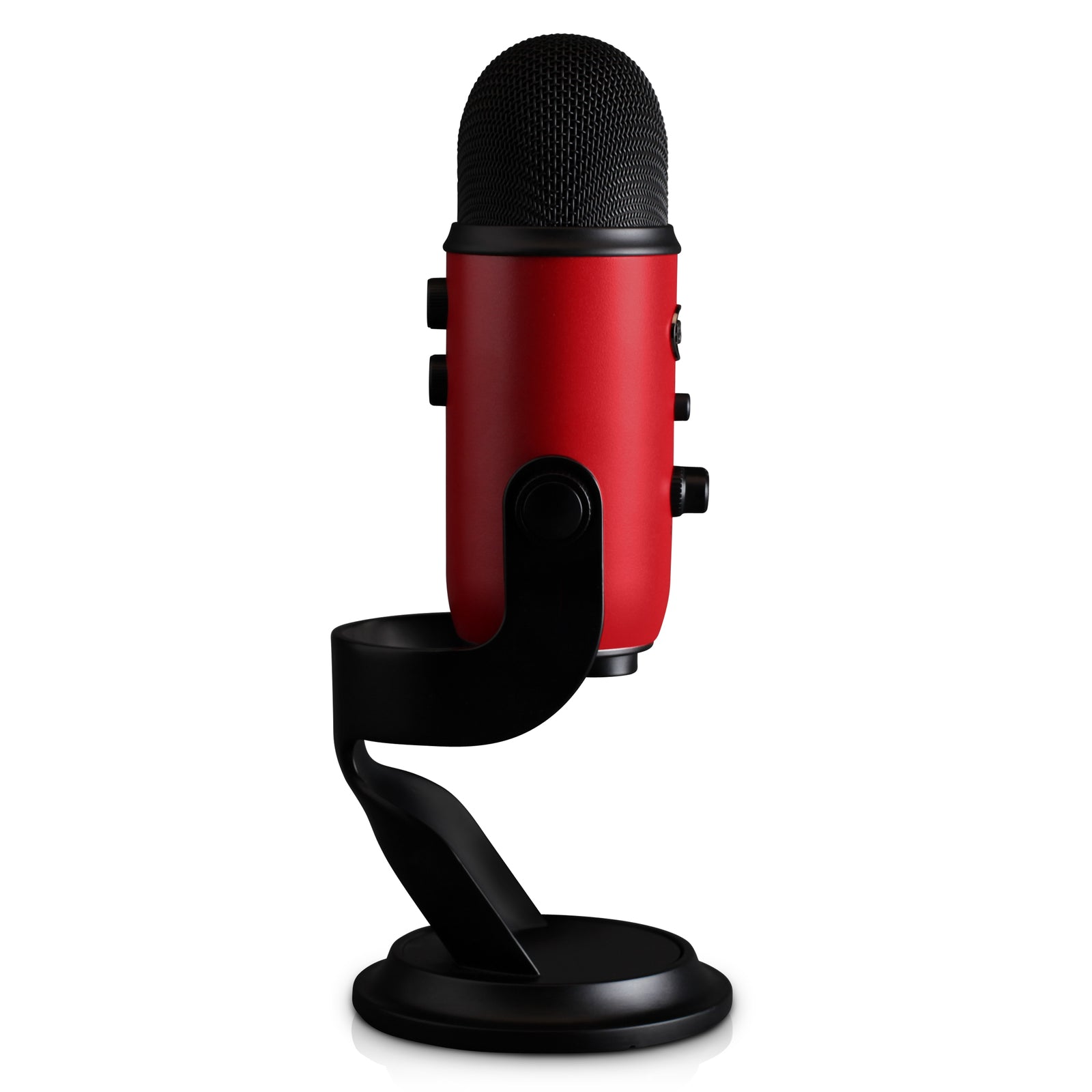 Blue Microphones Yeti Multi-Pattern USB Microphone (Satin Red)