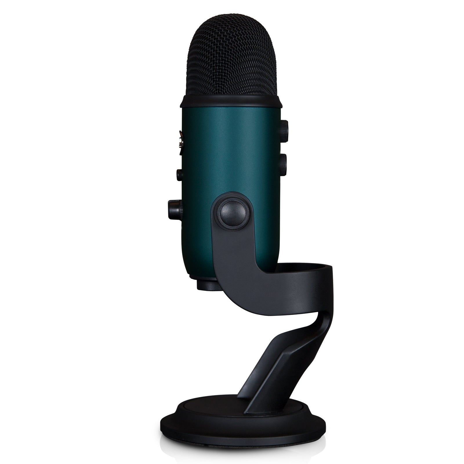 Blue Microphones Yeti Multi-Pattern USB Microphone (Black & Teal)
