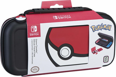 Nintendo Switch GT Deluxe Case – Poke Ball - Nintendo Switch