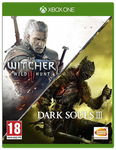 The Witcher III Wild Hunt + Dark Souls III Compilation - Xbox One