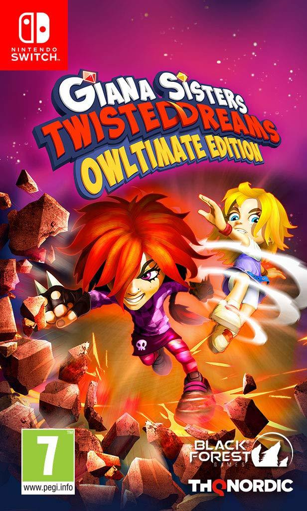 Giana Sisters: Twisted Dreams Owltimate Edition - Nintendo Switch