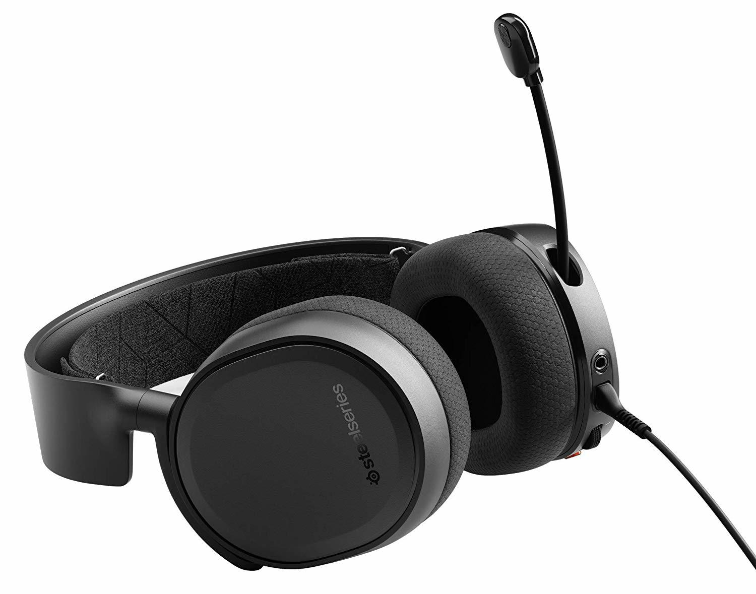 SteelSeries Arctis 3 Console Gaming Headset (Black) - Xbox One