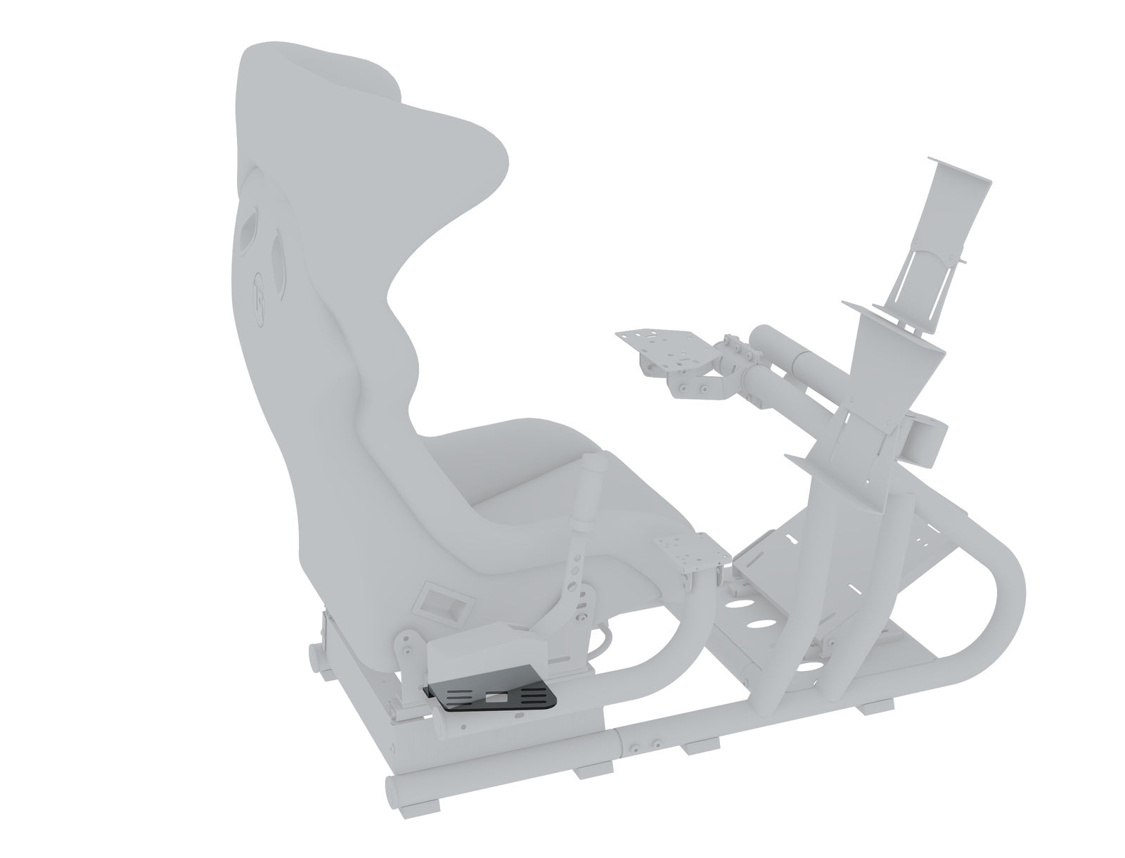 Trak Racer Handbrake / Shifter / Flight Sim Mount