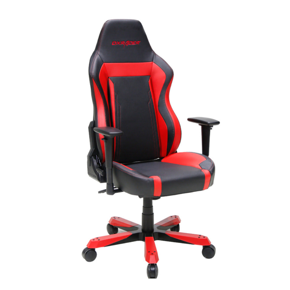 DXRacer Wide Series WY06 Gaming Chair (Black and Red)