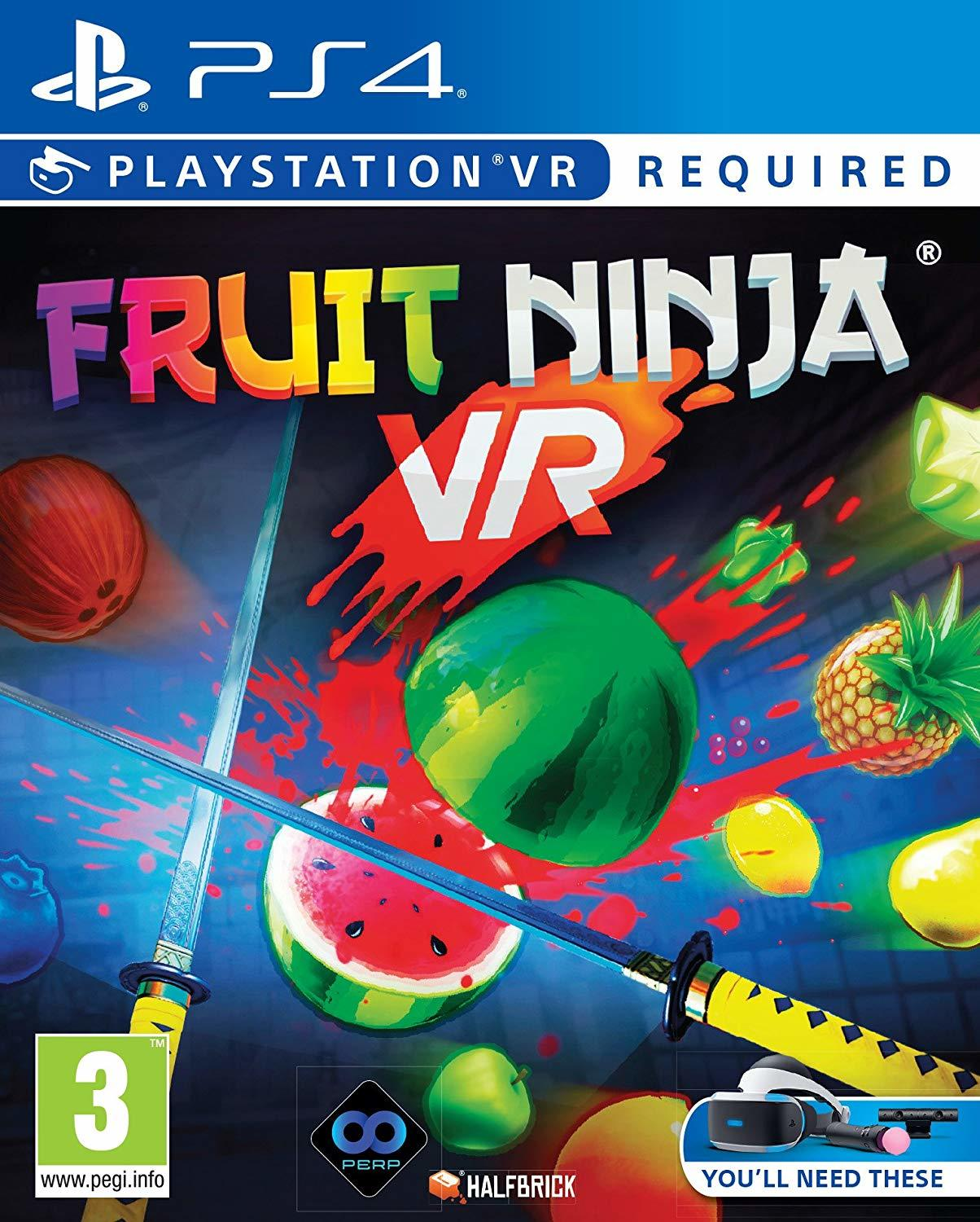 Fruit Ninja VR - PS4