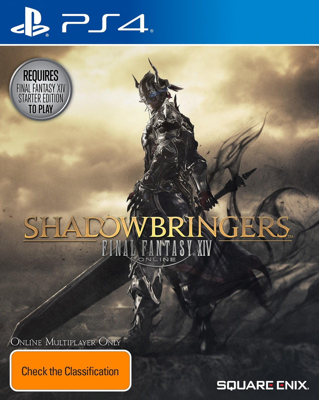 Final Fantasy XIV: Shadowbringers - PS4