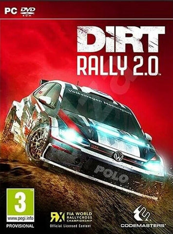 DiRT Rally 2.0 - PC Games