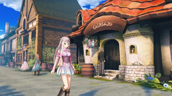 Atelier Lulua: The Scion of Arland - PS4