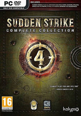 Sudden Strike 4 Complete - PC Games