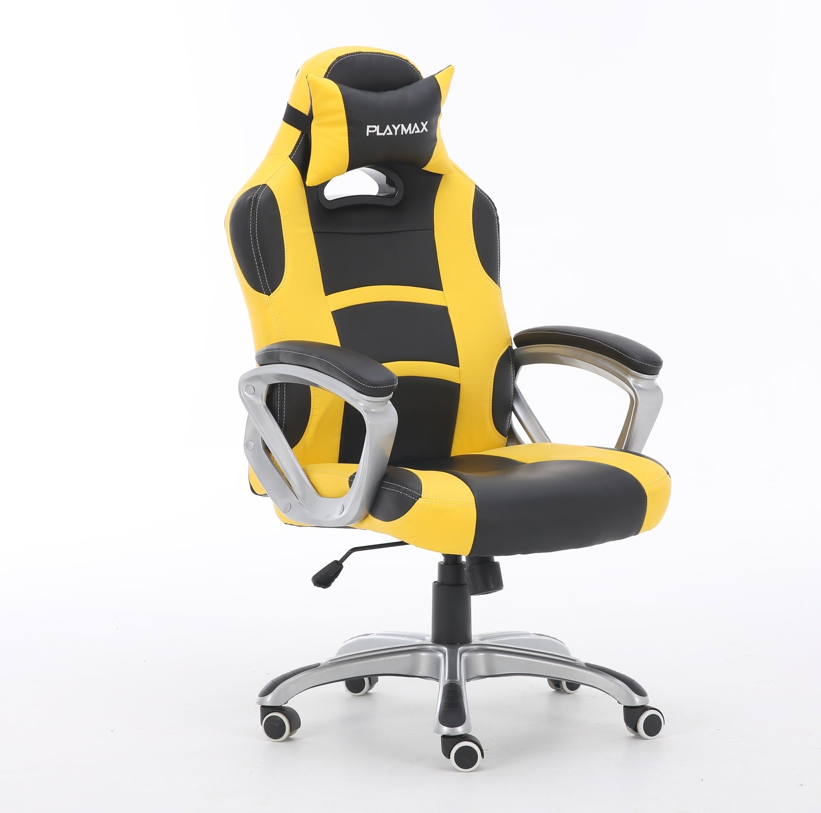 Playmax Gaming Chair Yellow and Black