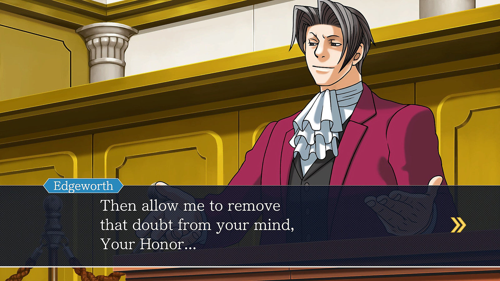 Phoenix Wright Ace Attorney Trilogy - PS4