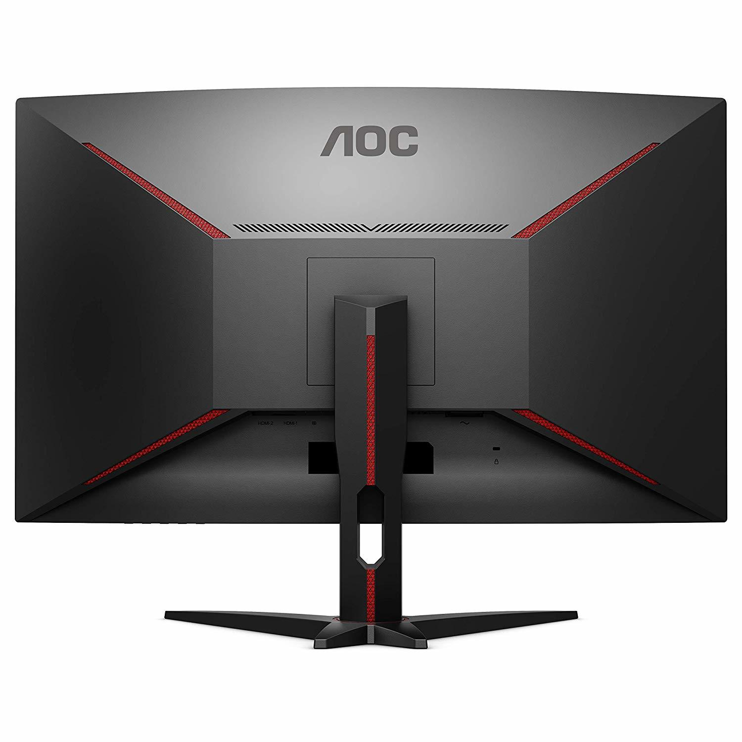 "32"" AOC Curved QHD 2560x1440 1ms 144Hz Frameless Gaming Monitor"