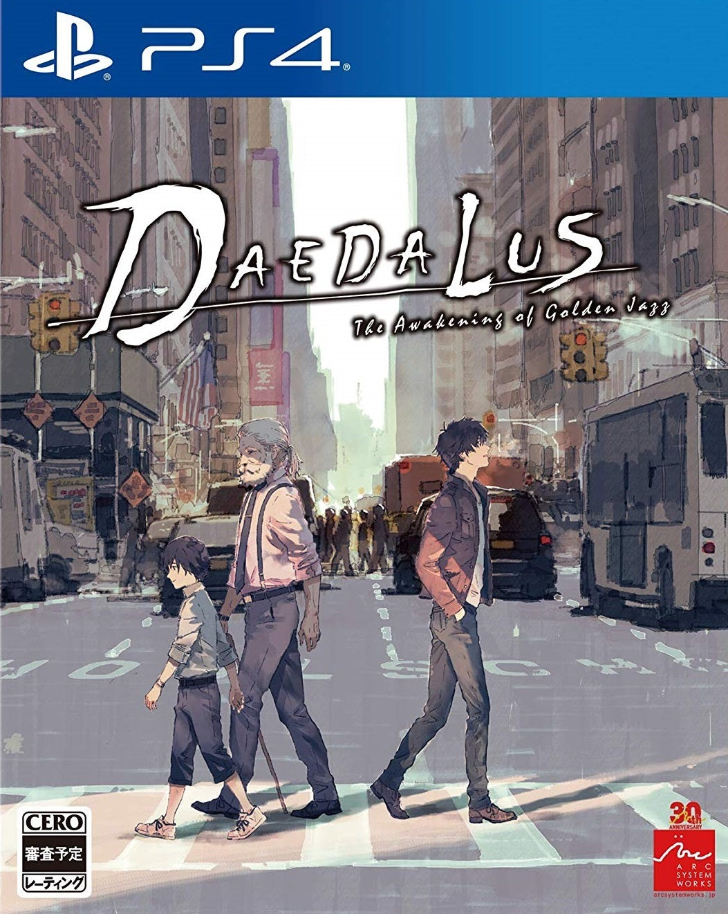 Daedalus The Awakening - PS4