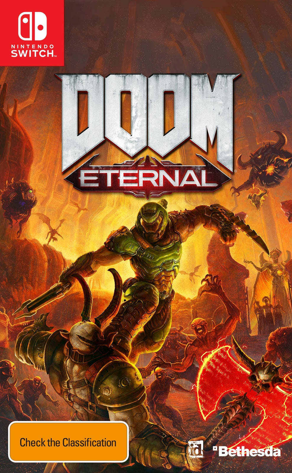 DOOM Eternal - Nintendo Switch
