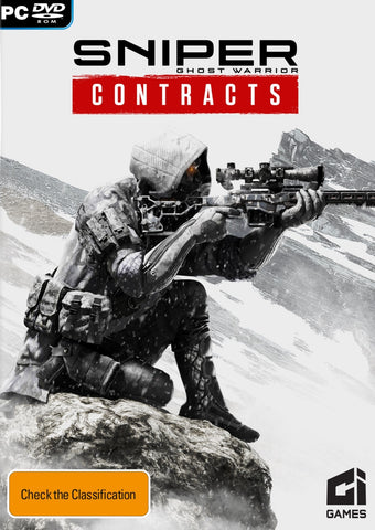 Sniper: Ghost Warrior Contracts - PC Games