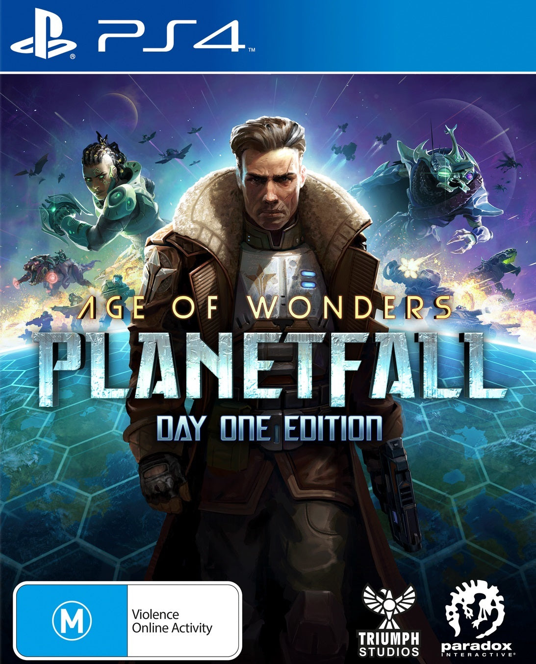 Age Of Wonders: Planetfall Day One Edition - PS4