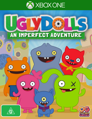 UglyDolls: An Imperfect Adventure - Xbox One