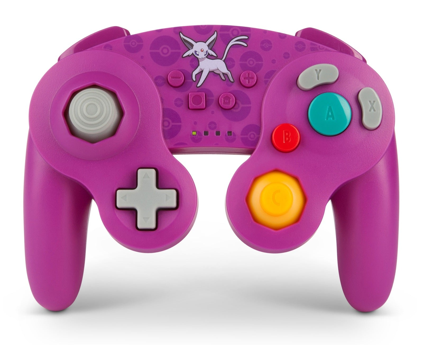 Nintendo Switch Wireless GameCube Controller - Espeon - Nintendo Switch