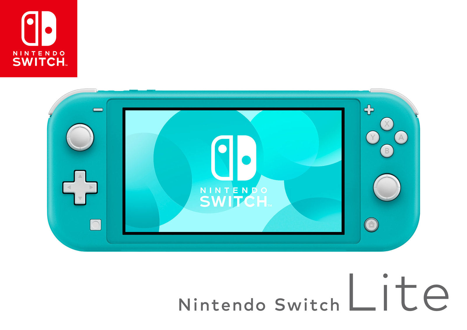 Nintendo Switch Lite - Turquoise - Nintendo Switch
