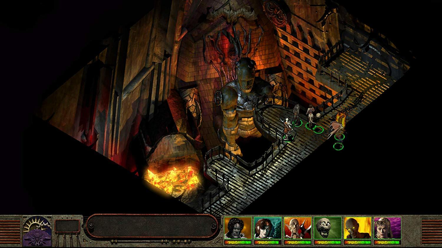Planescape: Torment & Icewind Dale Enhanced Edition - PS4