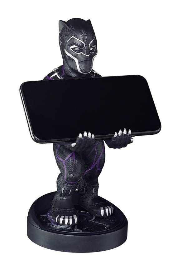Cable Guy Controller Holder - Black Panther - PS4
