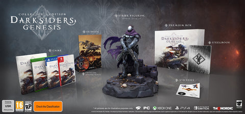 Darksiders Genesis Collector's Edition - Nintendo Switch