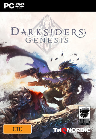Darksiders Genesis - PC Games