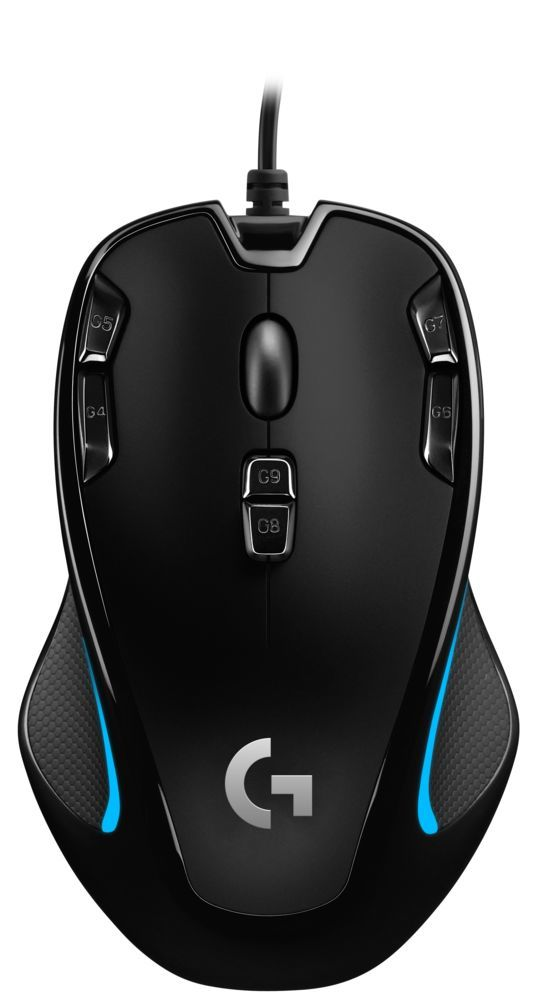 Logitech G300S Optical Ambidextrous Gaming Mouse - PC Games