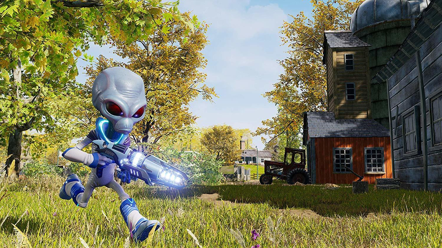 Destroy All Humans! Crypto 137 Edition - PC Games