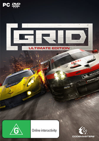 GRID Ultimate Edition - PC Games