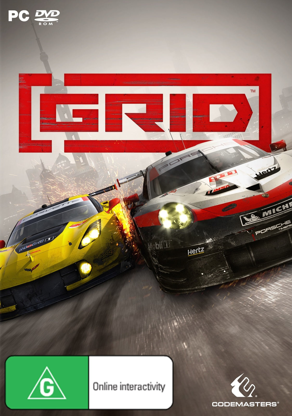 GRID - PC Games