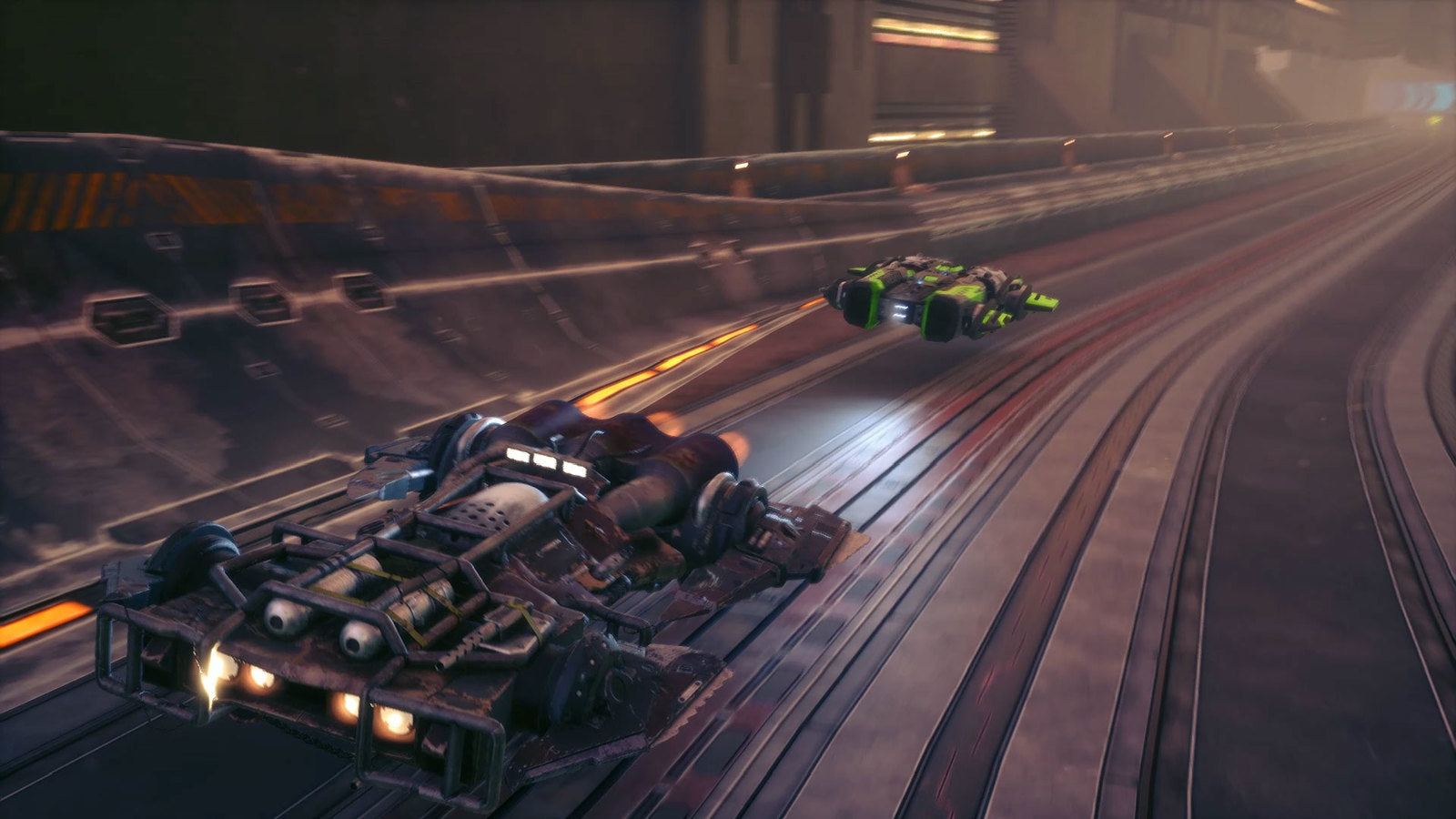 GRIP: Combat Racing - Rollers vs Airblades Ultimate Edition - PS4