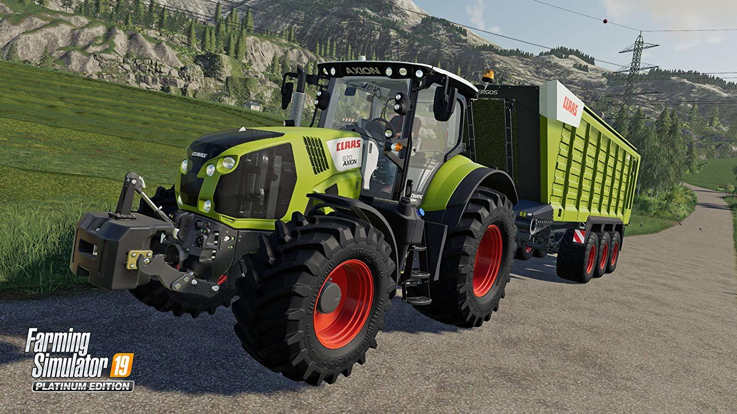 Farming Simulator 19 Platinum Edition - Xbox One