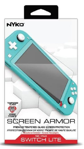 Nyko Switch Lite Screen Armor - Nintendo Switch