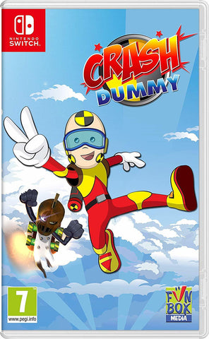 Crash Dummy - Nintendo Switch