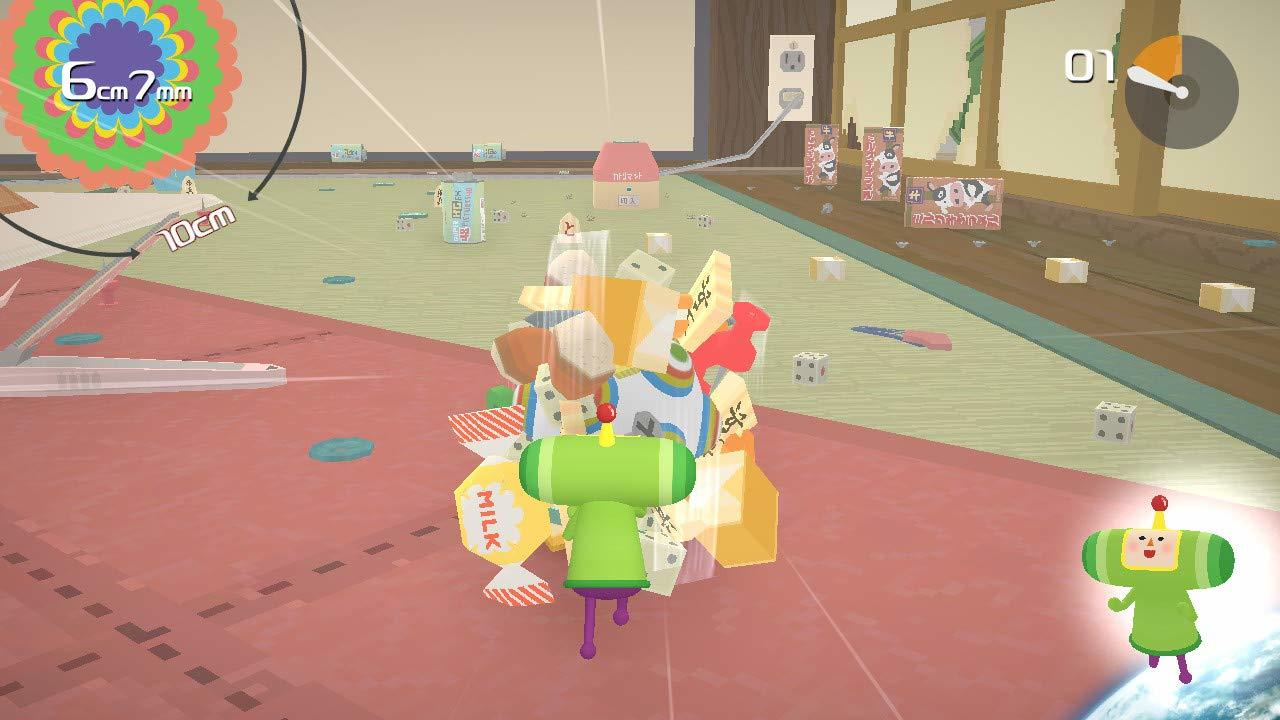 Katamari Damacy Reroll - Nintendo Switch