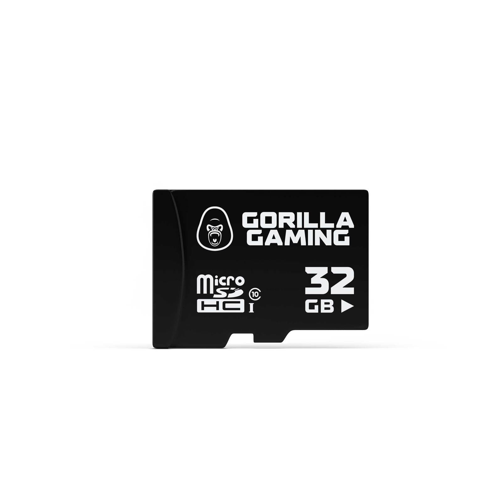 Gorilla Gaming Switch 32GB Memory Card - Nintendo Switch