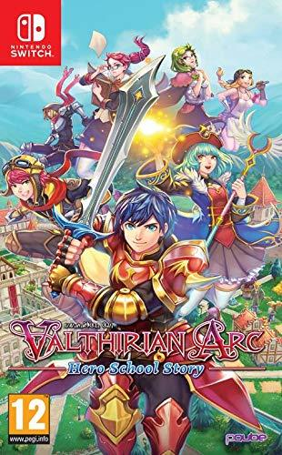 Valthirian Arc Hero School Story - Nintendo Switch